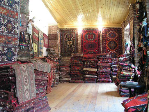 Caucasian and oriental carpets gallery