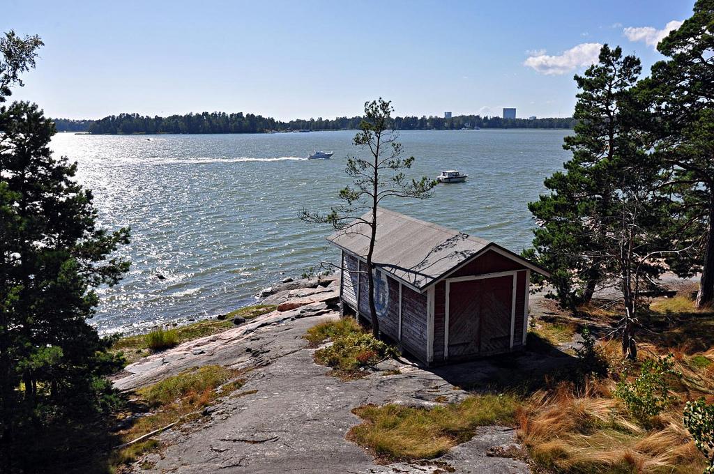 Остров зодчества Seurasaari