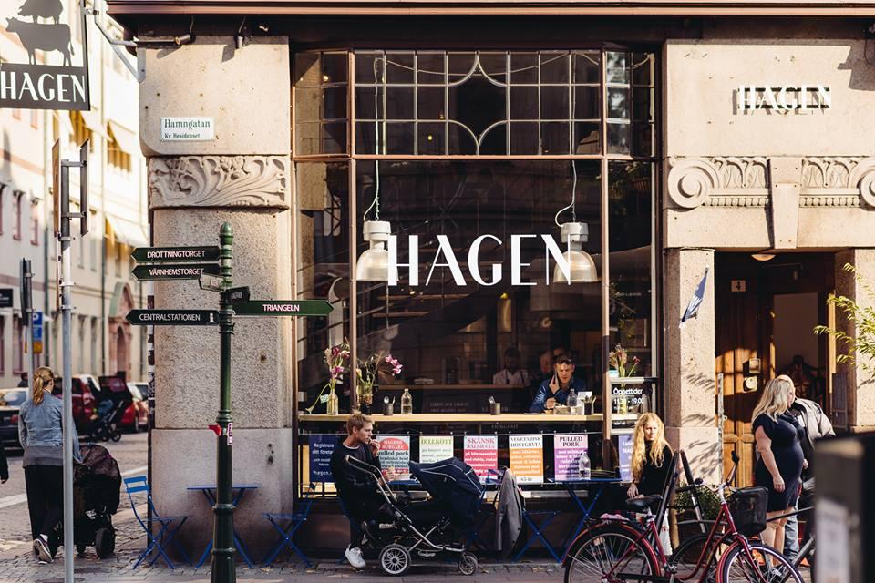 Ресторан Hagen
