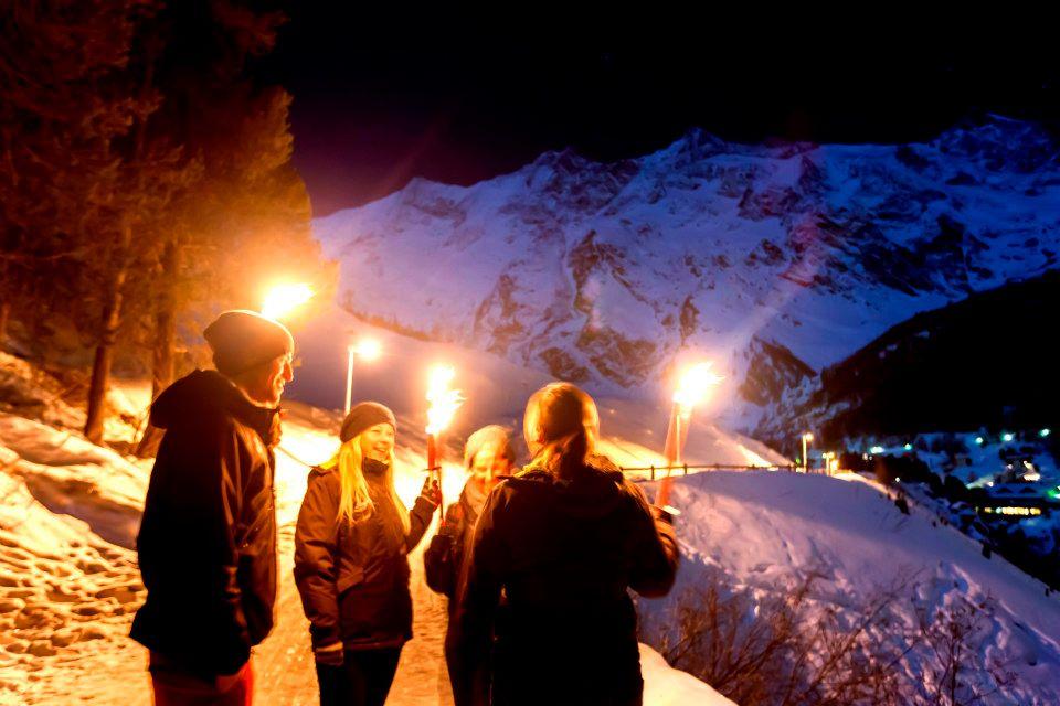 Ночи снега и стиля