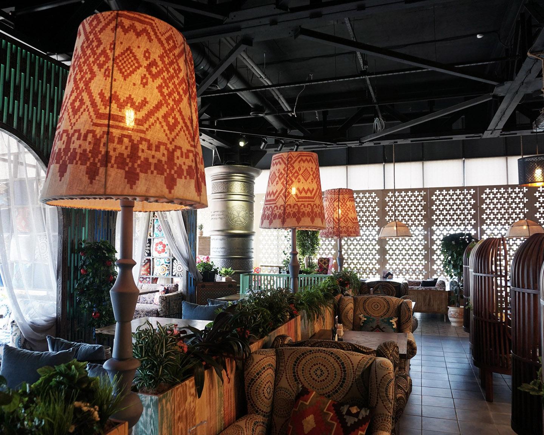 Ресторан кавказской кухни «Гиви Ту Ю»