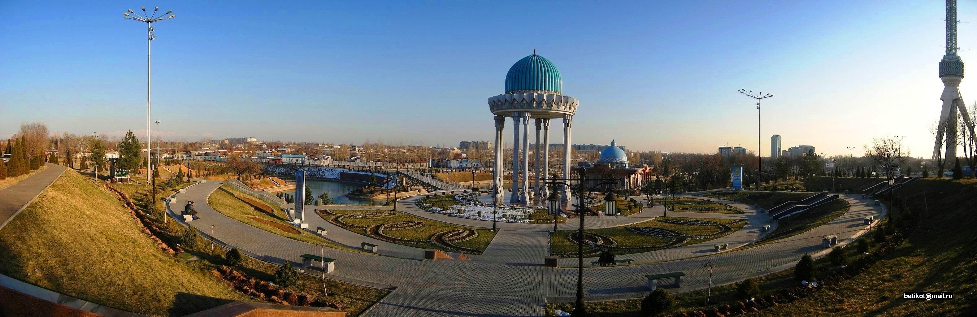Выходные в Ташкенте