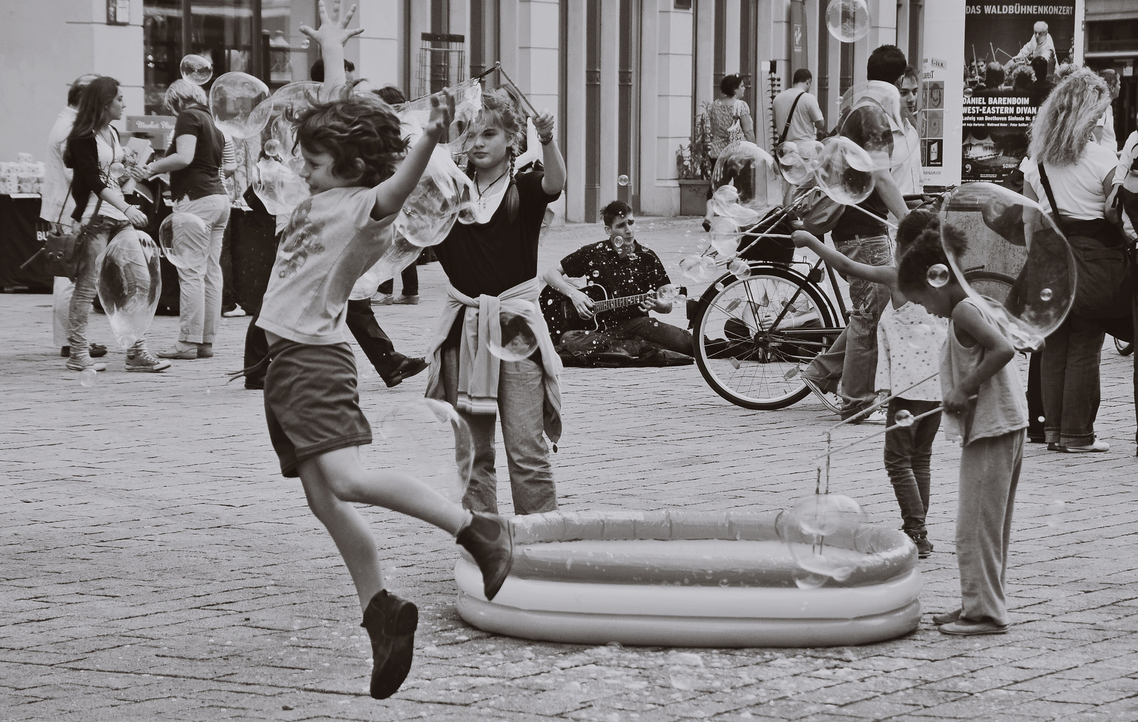 Детский день в Берлине