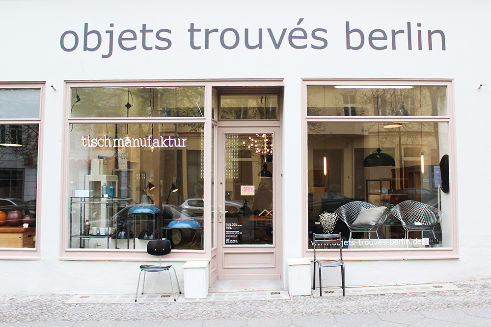 Гид по винтажному Берлину: лучшие магазины Митте