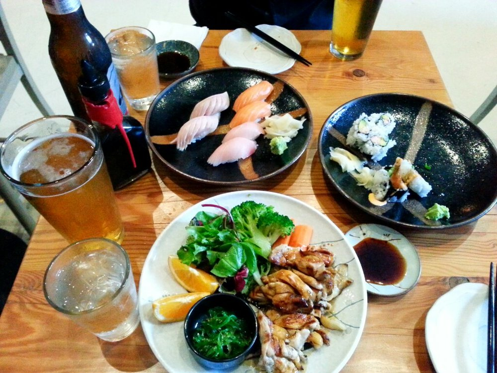 Itaba sushi