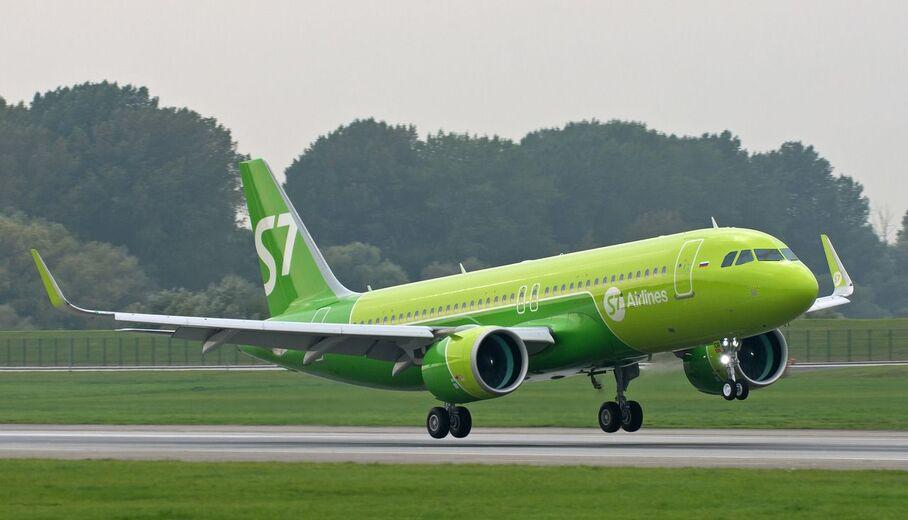 S7 Airlines стала одной из лучших авиакомпаний в Восточной Европе