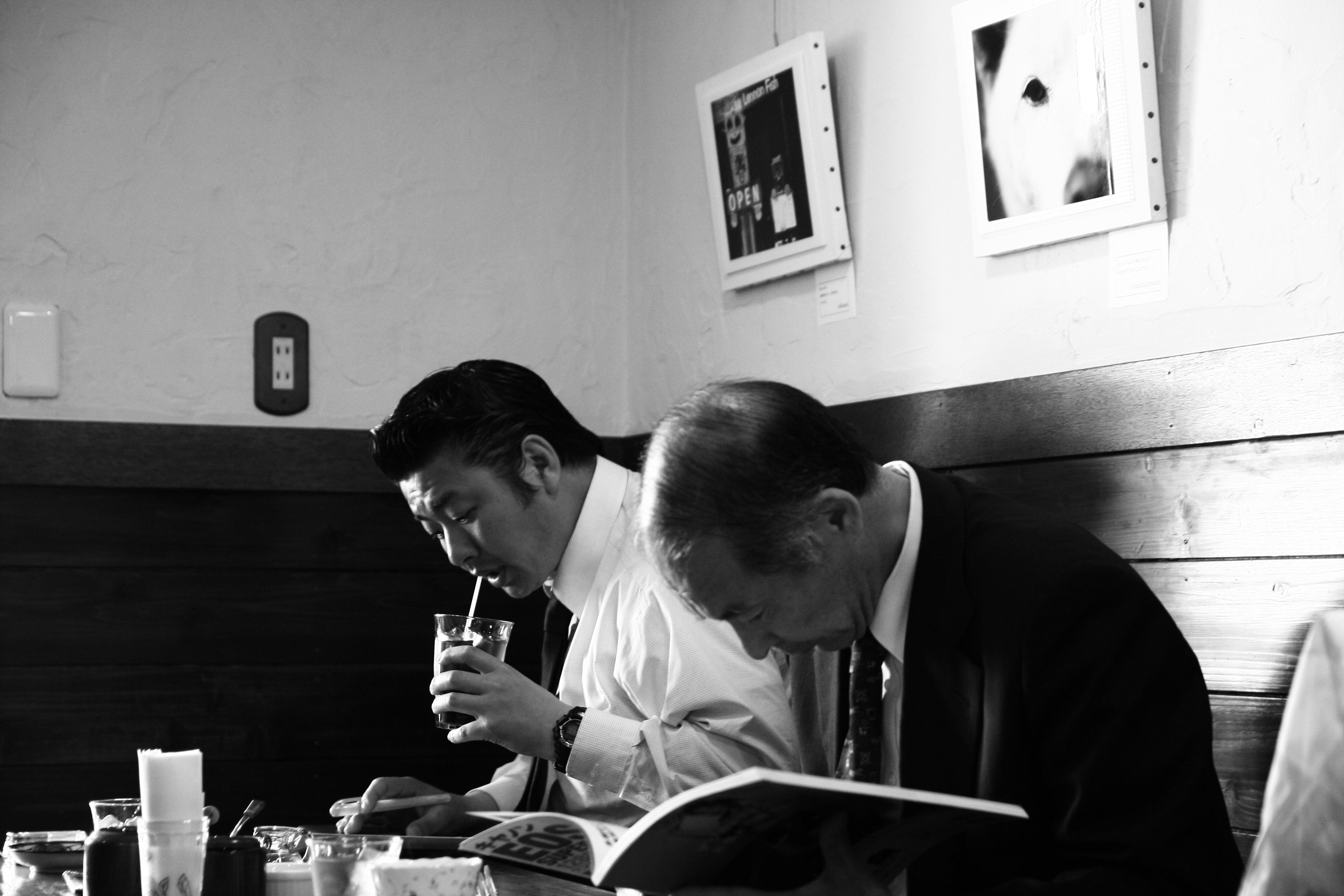 Лучший кофе вокруг Шибуи