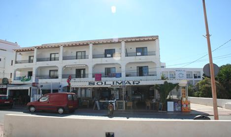 Ресторан Solimar