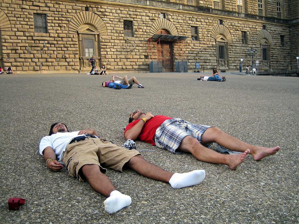 Синдром Стендаля: как провести субботу во Флоренции и не сойти с ума