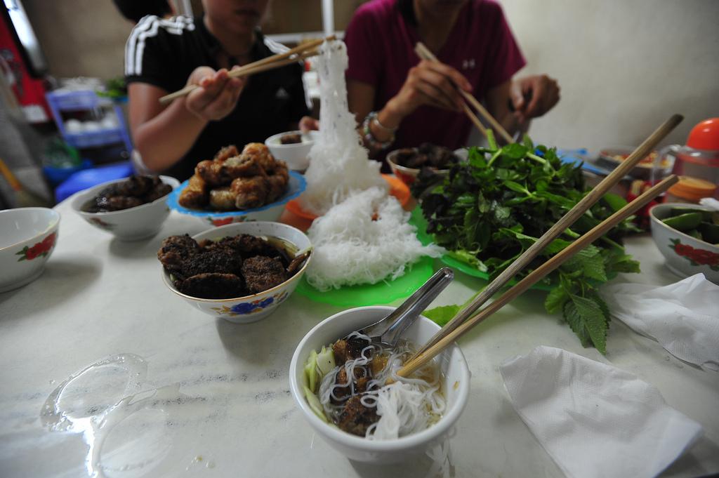 Bun Cha Hang Manh