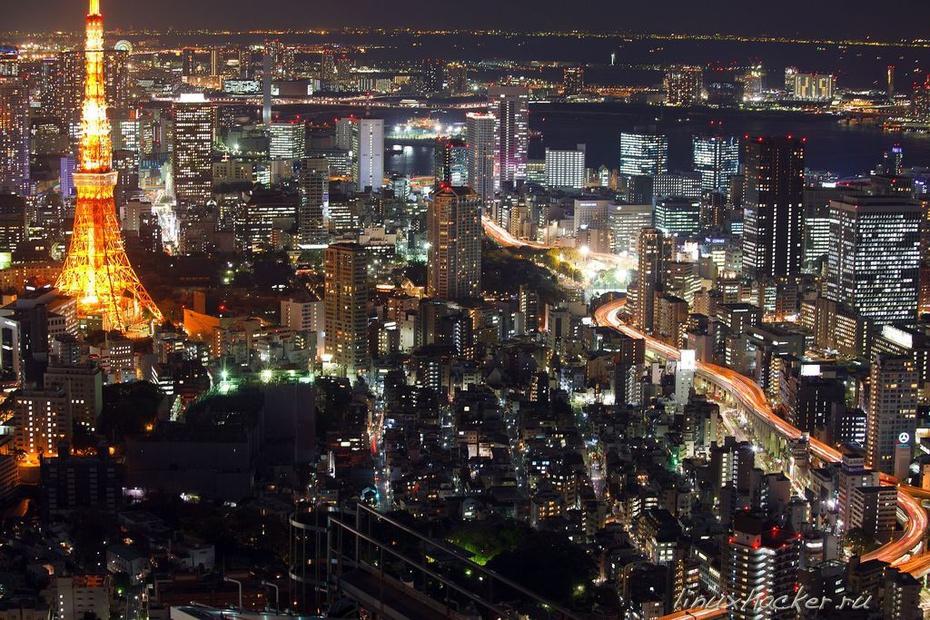 День на крышах Токио
