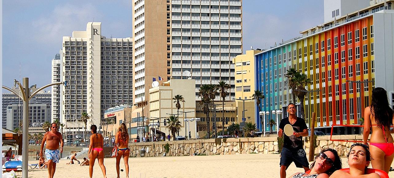 Тусовки на районе: самые интересные кварталы Тель-Авива