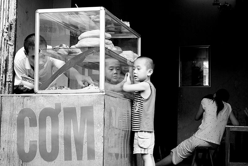 Подобрать на улице: street-food в Ханое