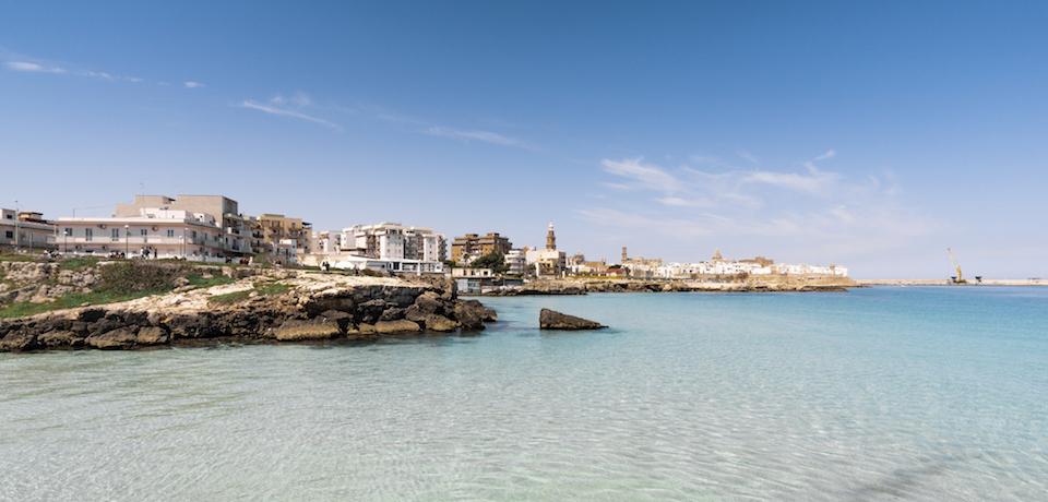 Пляж Pane e Pomodoro