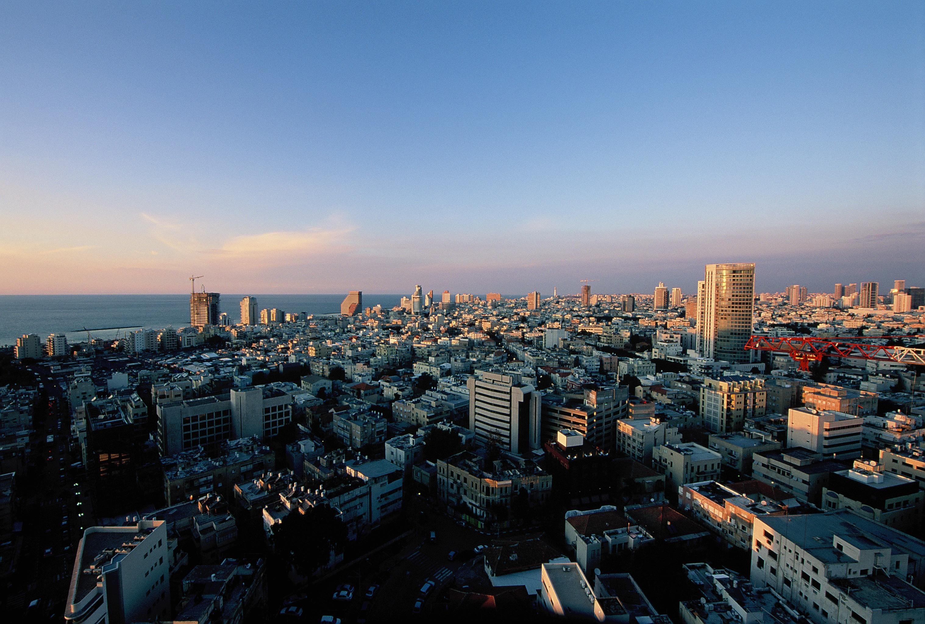 Тель-Авив: эклектика, баухаус и современная архитектура