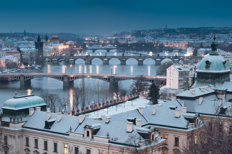 Первый день в Праге: прогулка по историческим местам