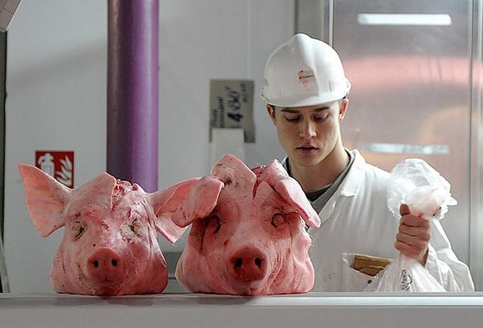Smithfield Meat Market