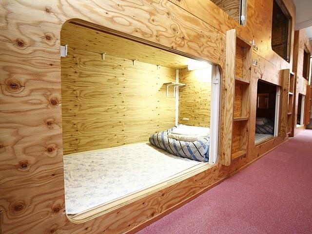 Khaosan Tokyo Hostels