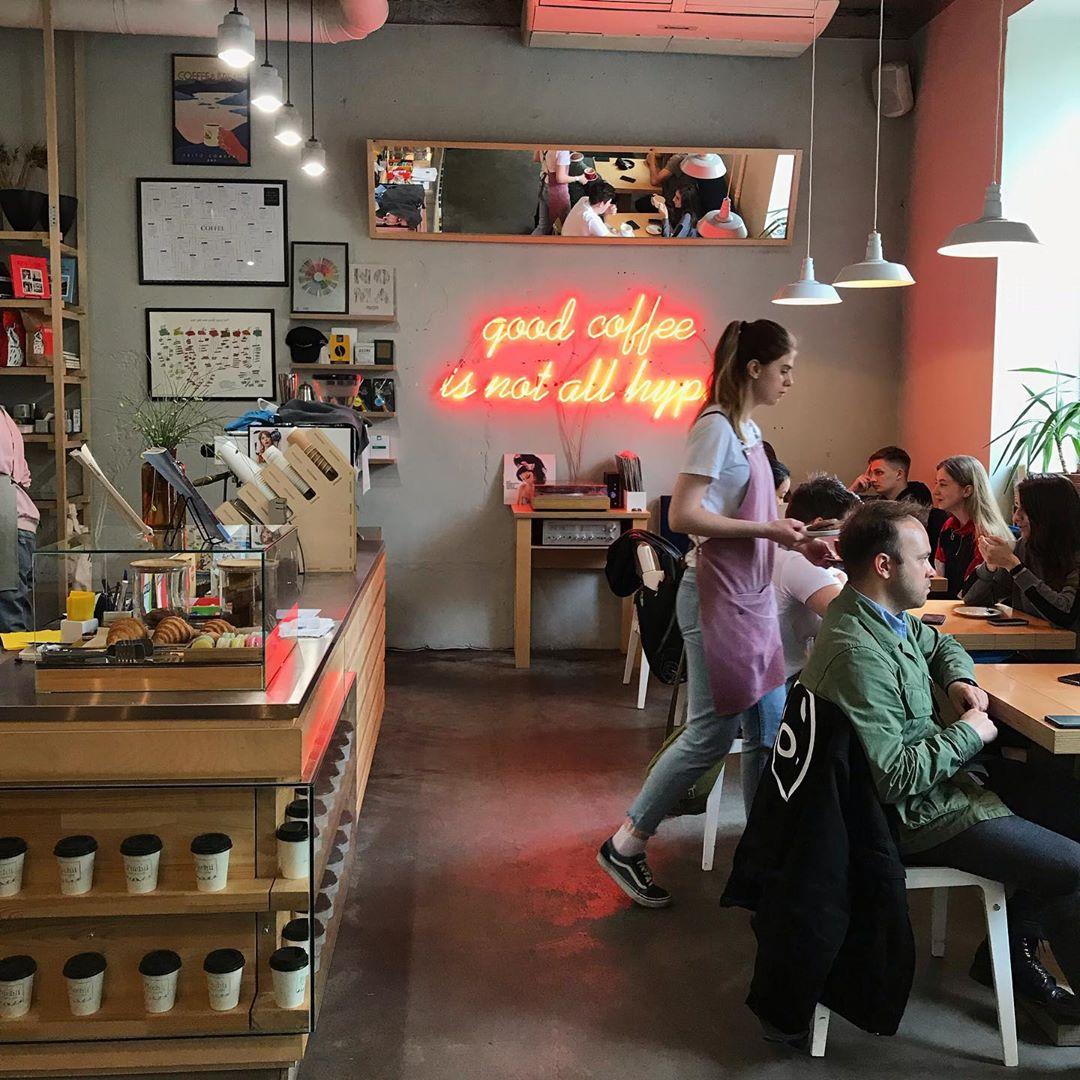 Pitchii Coffee and Waffles