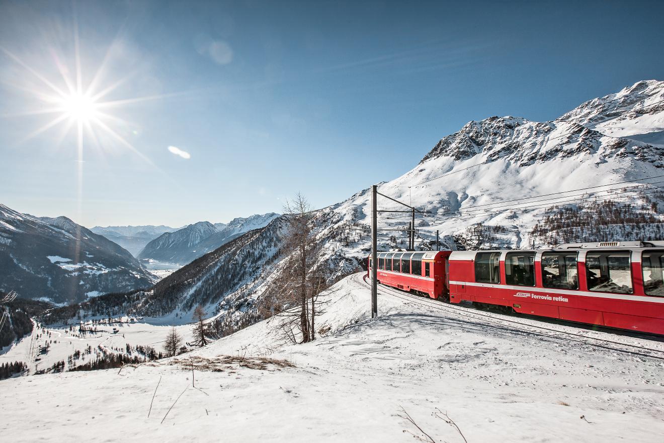 Бернина экспресс (Bernina Express)