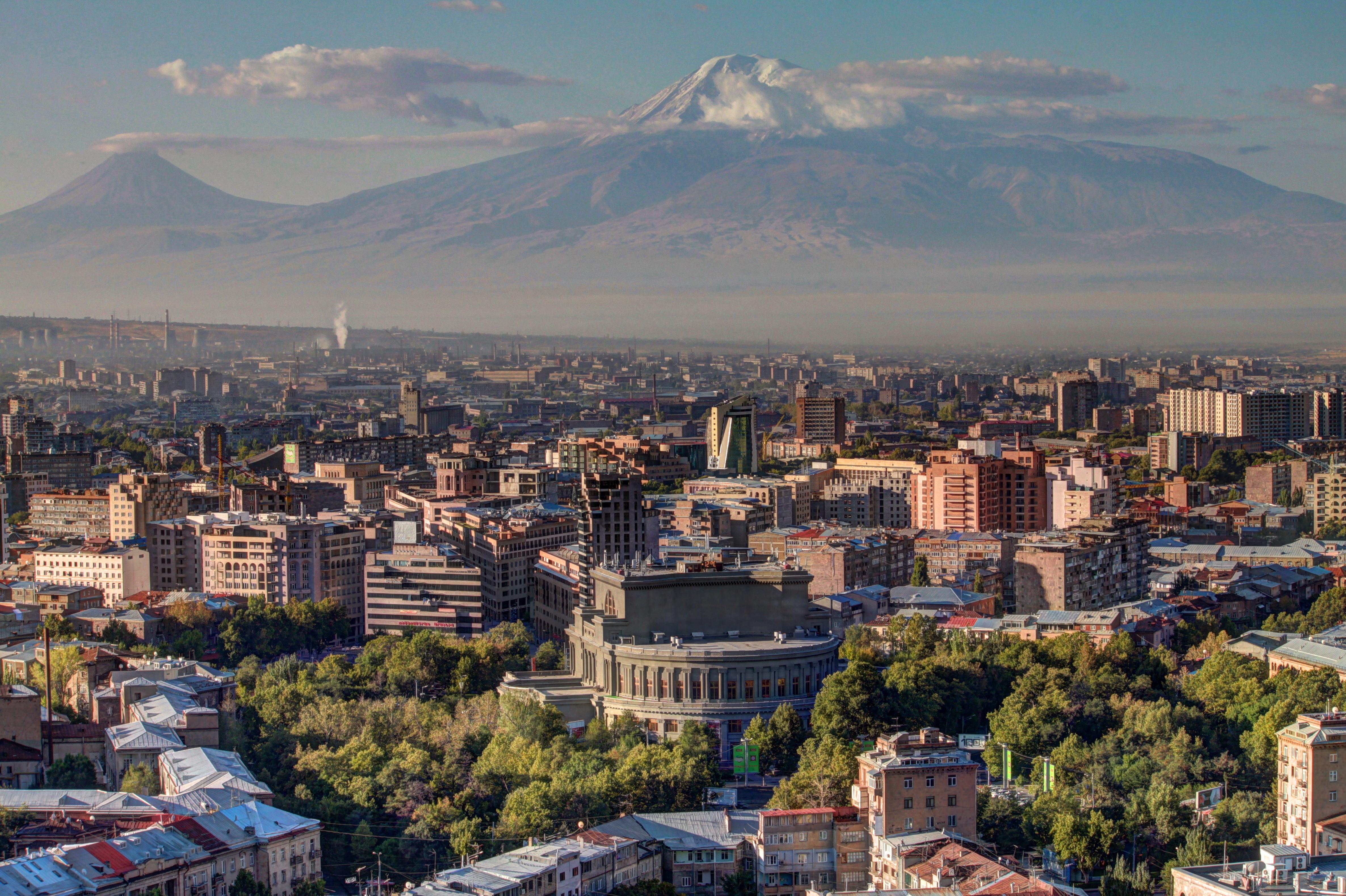 Прогулка по Еревану для всех и каждого