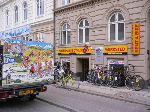 Københavns Cykelbørs