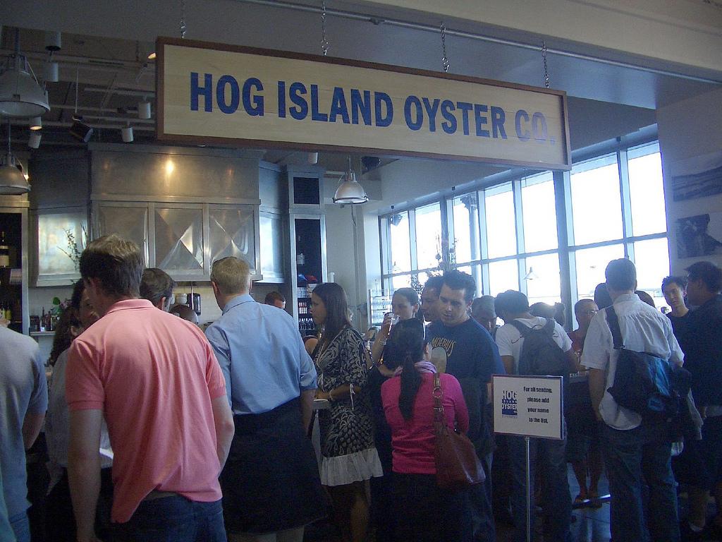 Hog Island Oysters Co