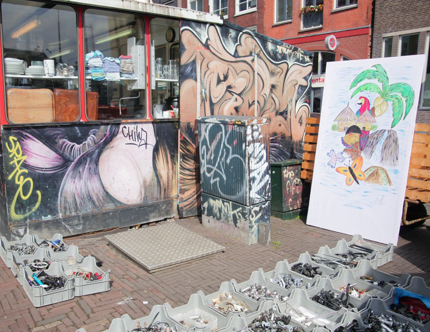 Waterlooplein Flea Market