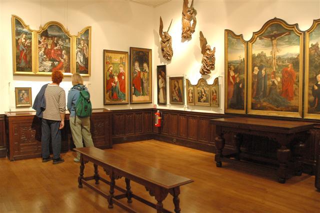 Фламандская живопись и не только: музеи Антверпена