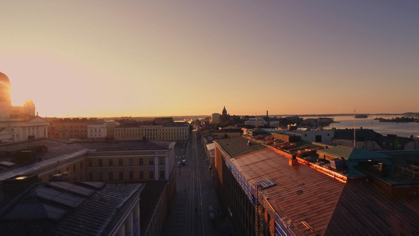 Бюджетный Хельсинки