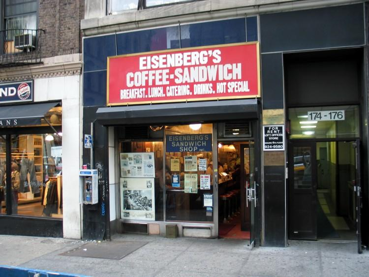 Eisenberg Sandwich Shop