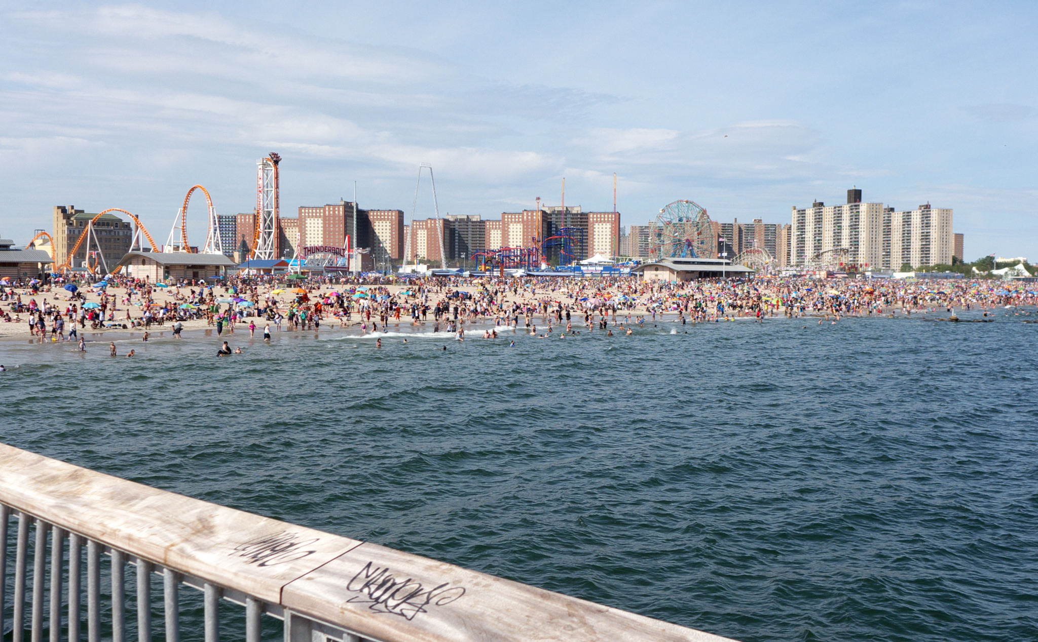 Coney Island Broadwalk