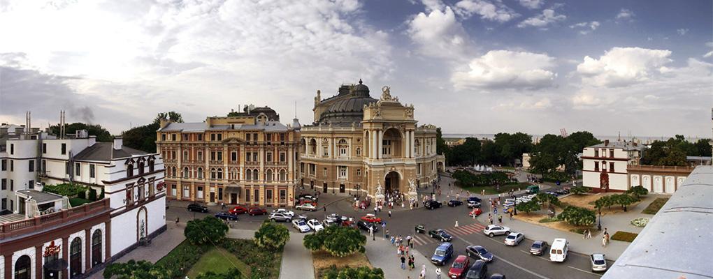 Культурная жизнь: театры Одессы