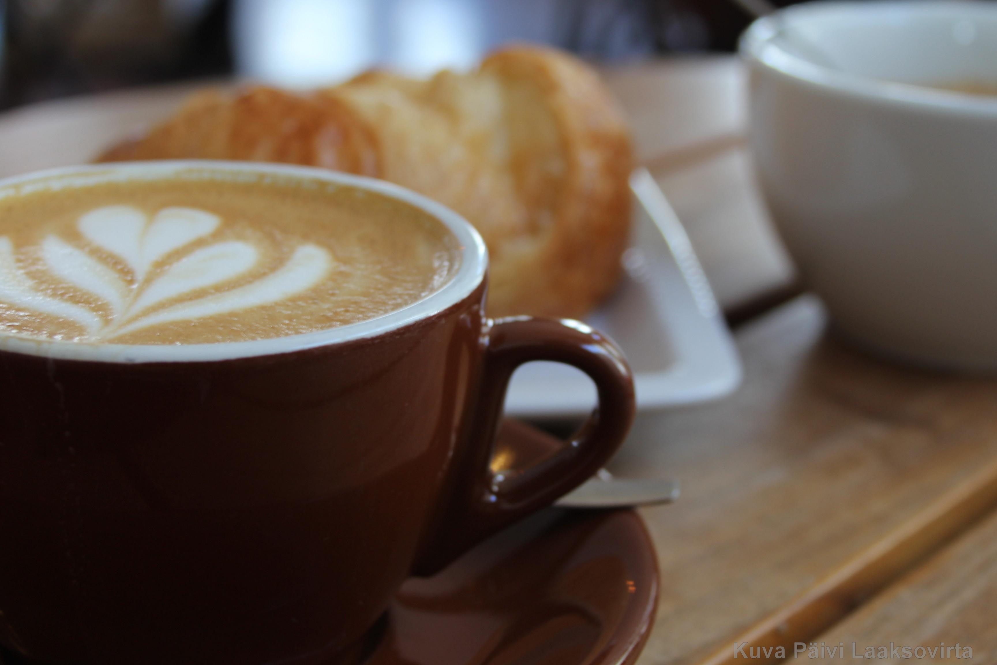 10 лучших кофеен Хельсинки