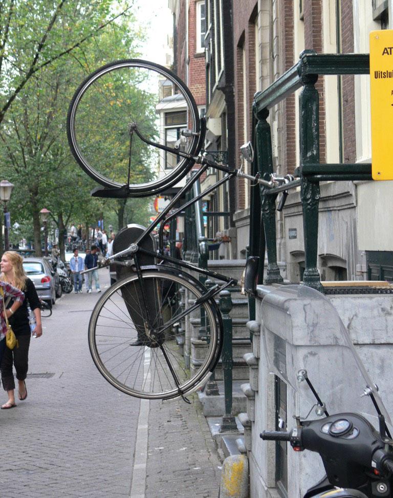 Черный рынок велосипедов