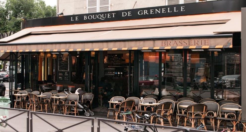 Бюджетный ужин в центре Парижа