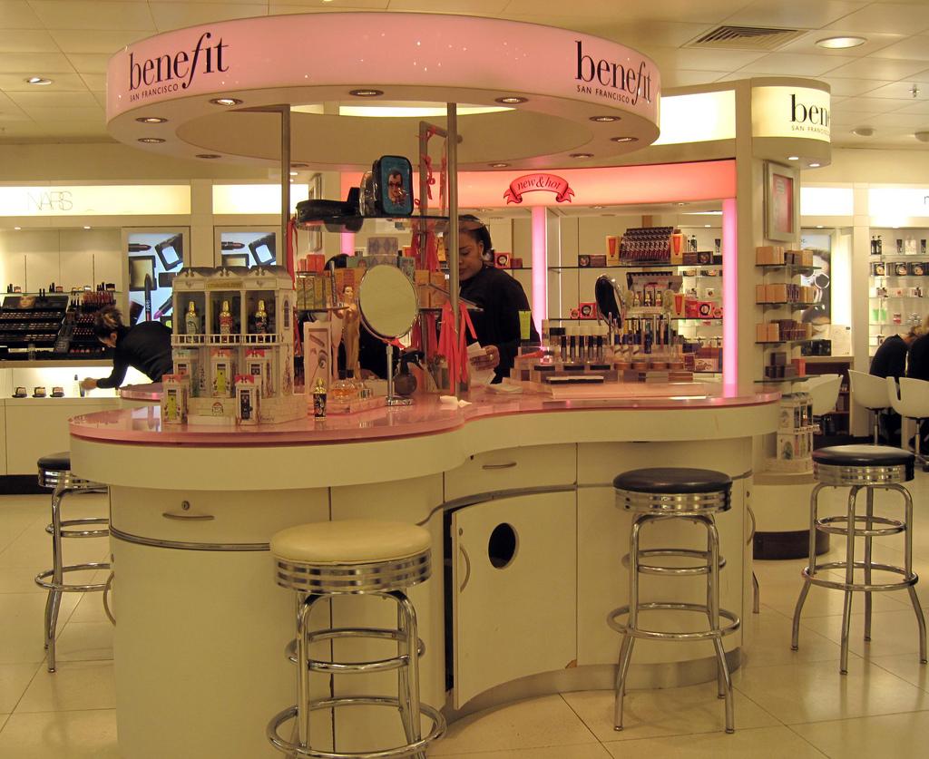 Benefit Cosmetics & Brow Bar