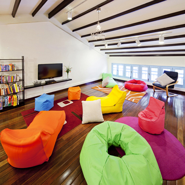 Matchbox Concept Hostel