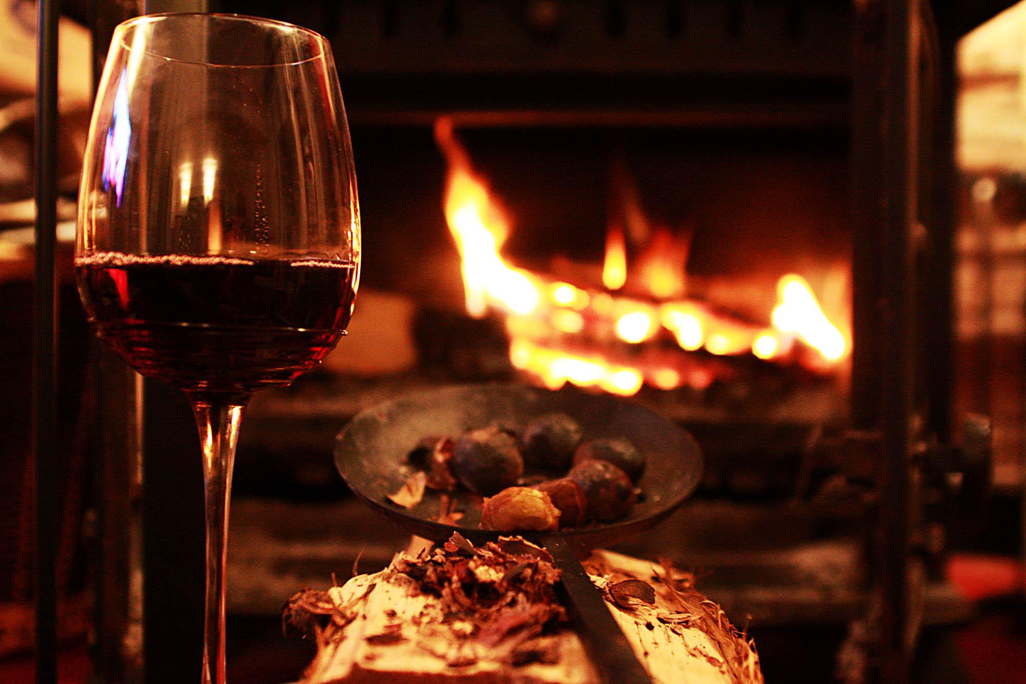Зимнее горячительное: лучшие места для тепла и уюта