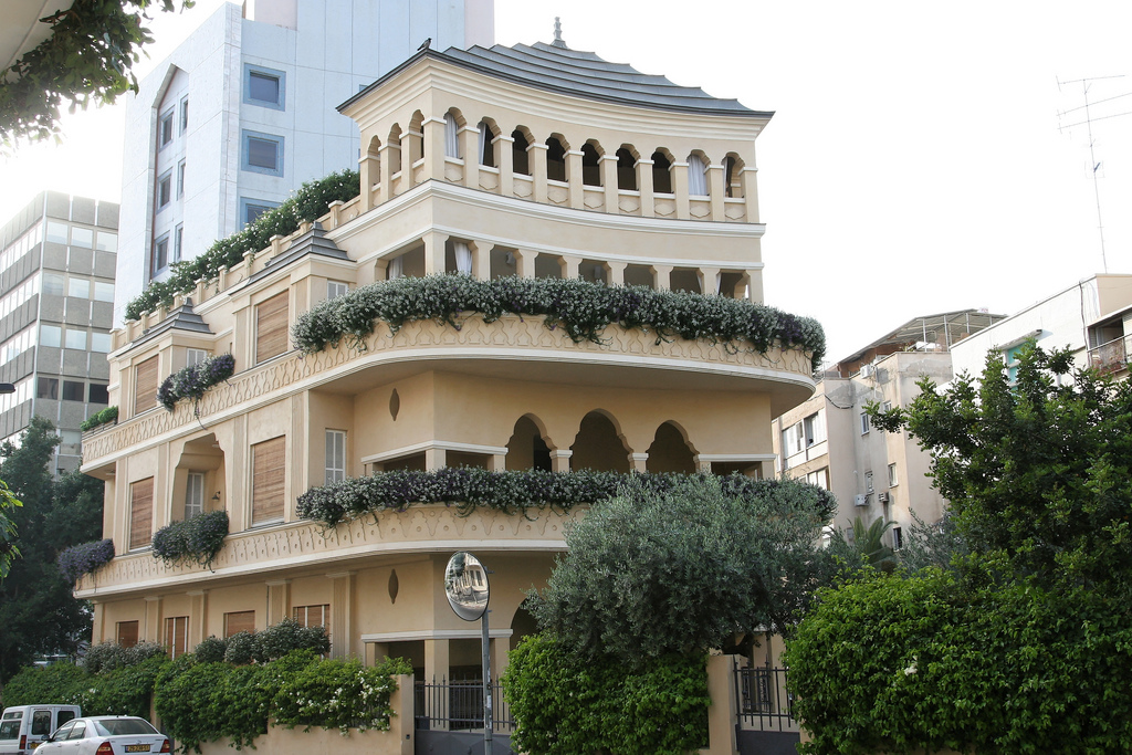 Дом-пагода