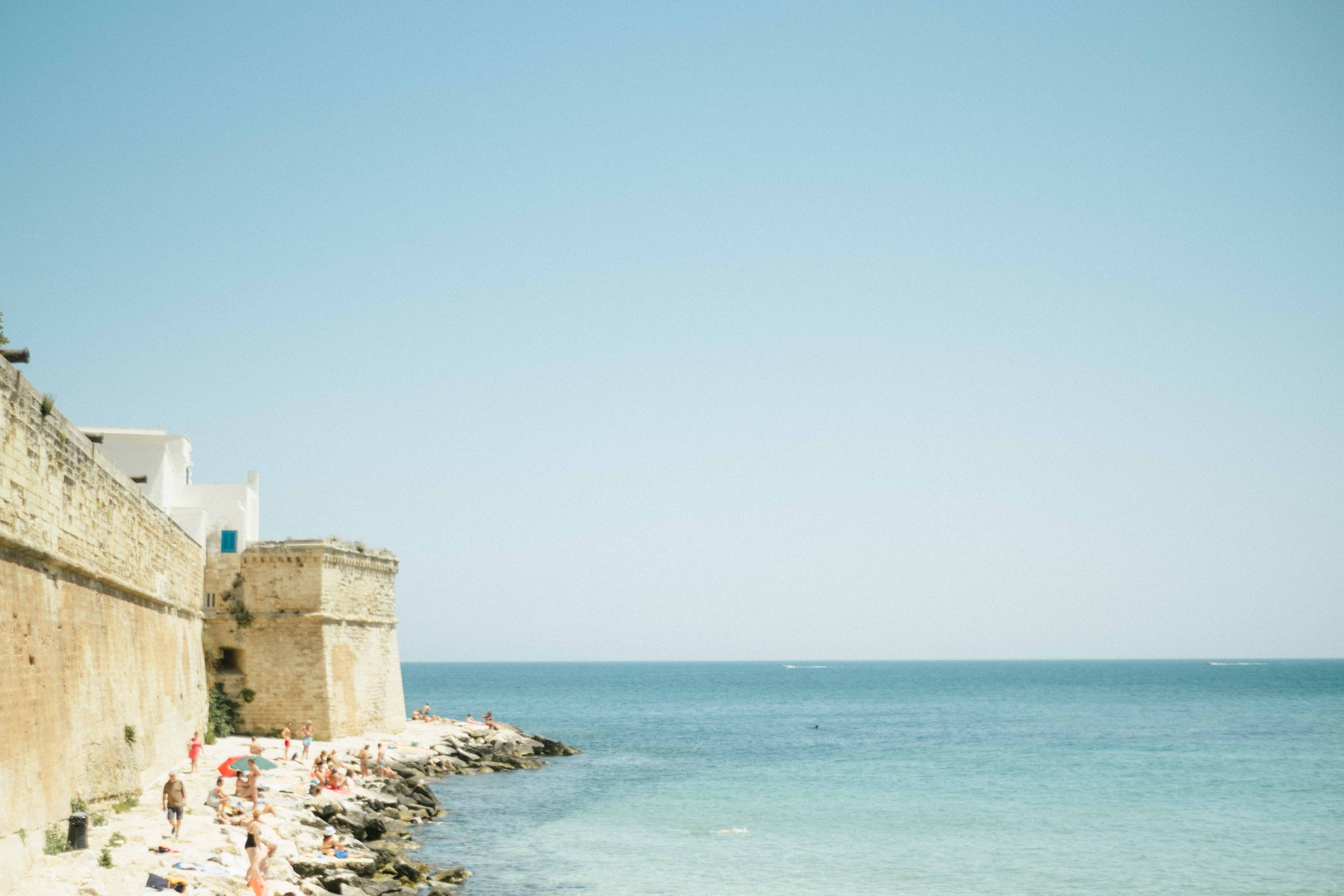 Пляж Cala Porta Vecchia