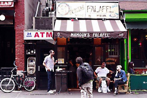 Mamouns Falafel