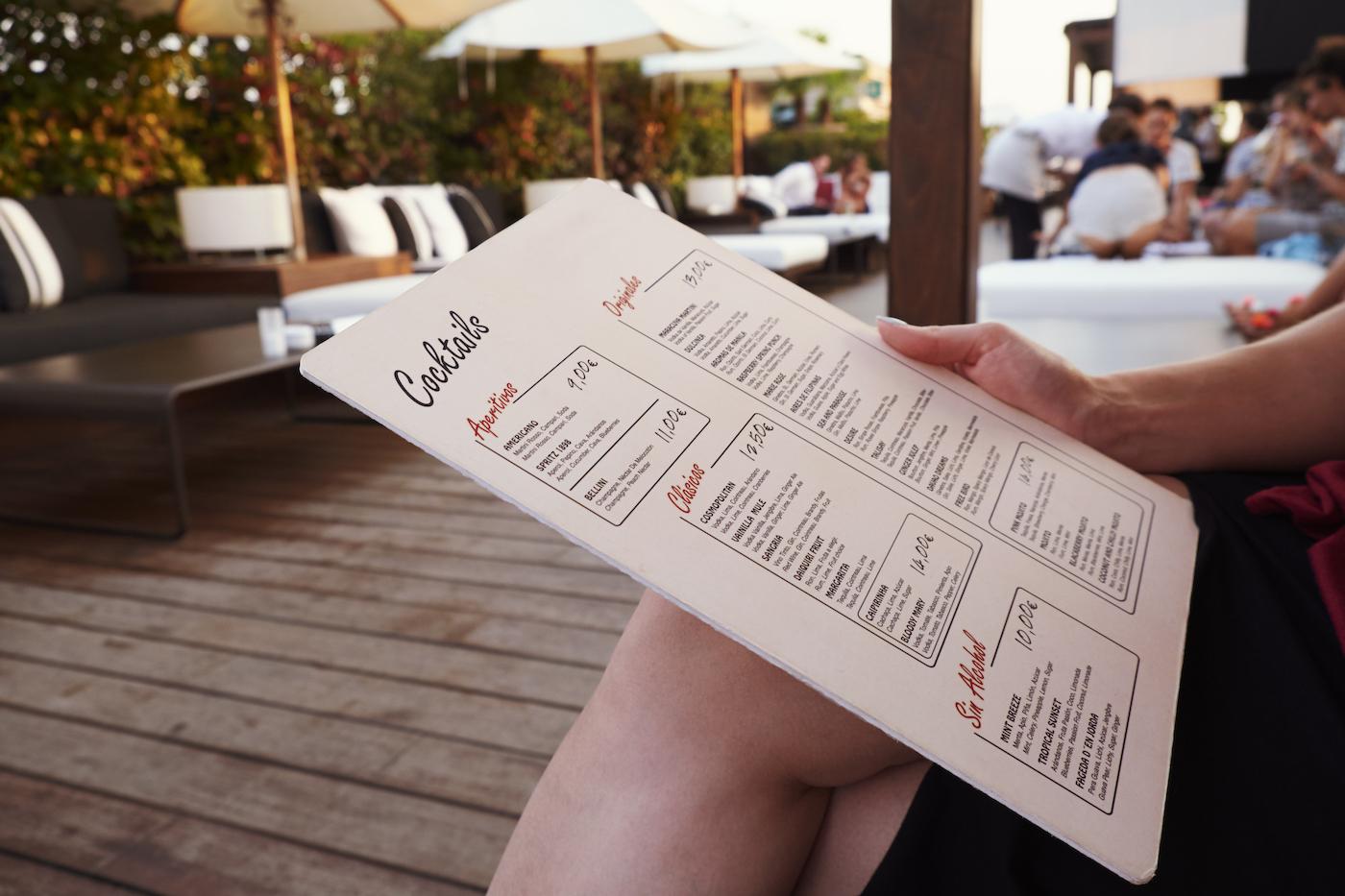 Еда на свежем воздухе: лучшие террасы Барселоны