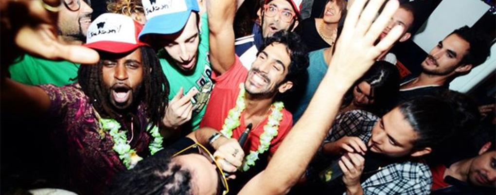 Party Hard: где лучшие тусовки?