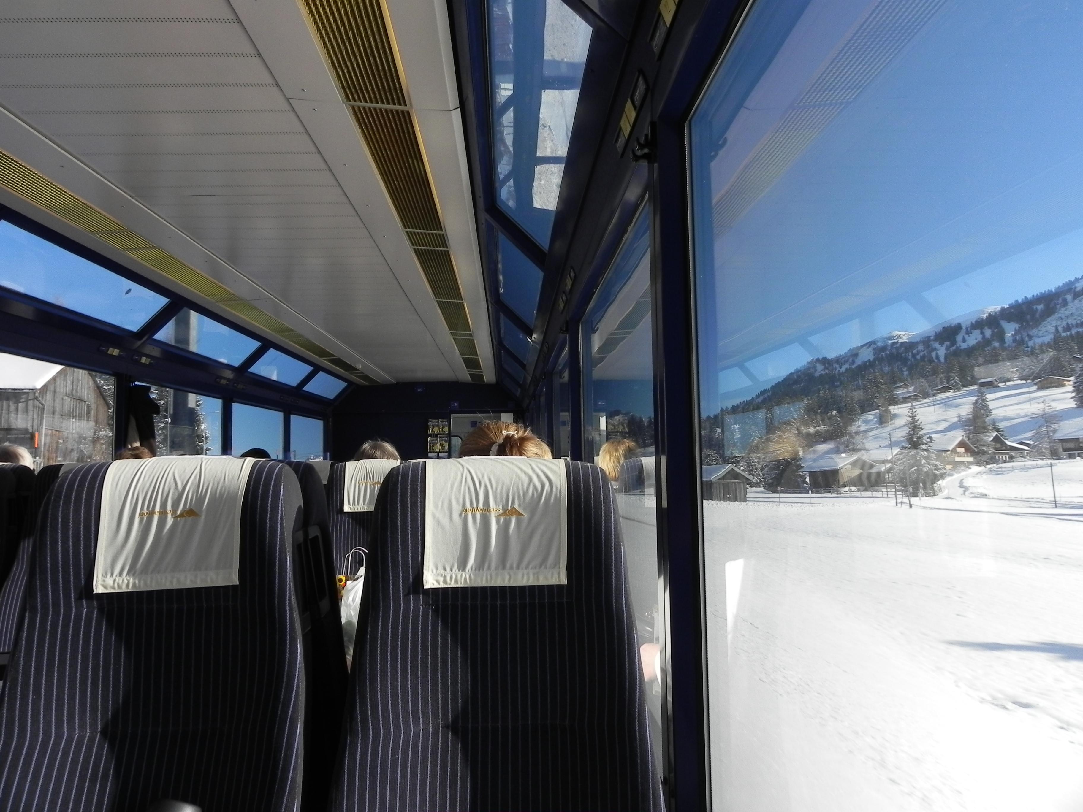 Линия Золотого Билета (Golden Pass Line)