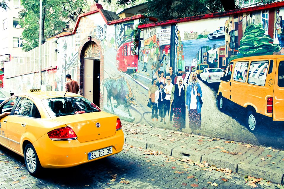 Азиатский Стамбул: Кадыкей и богемная Мода