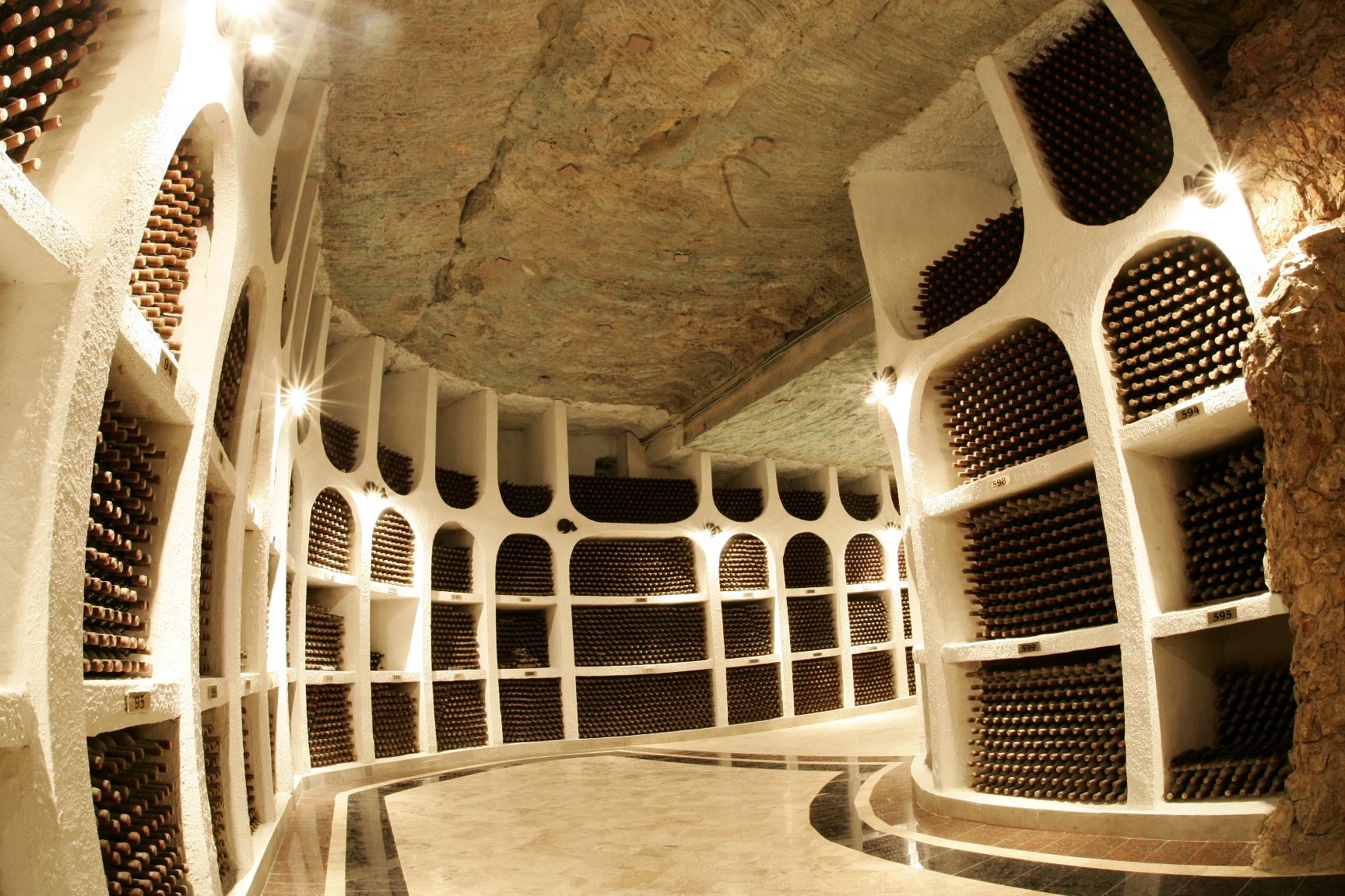 Винные подвалы в Криково