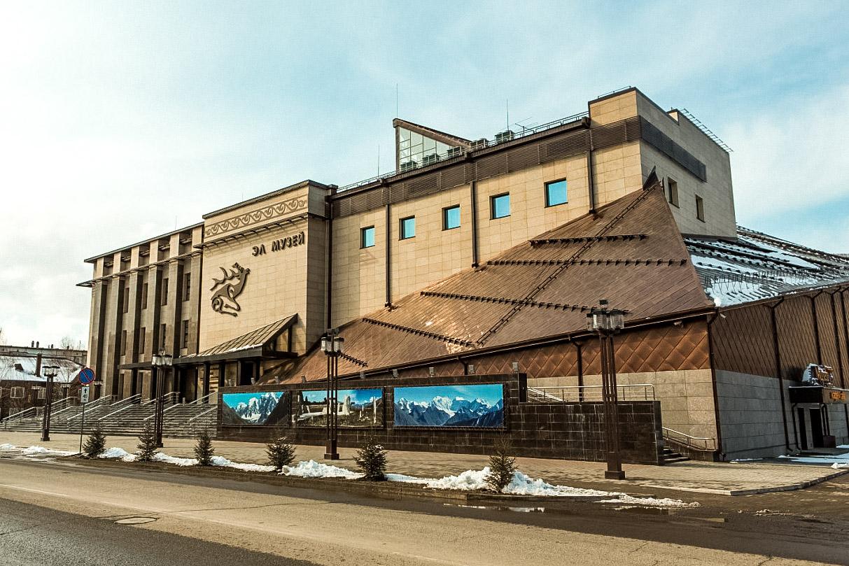 Национальный музей А. В. Анохина