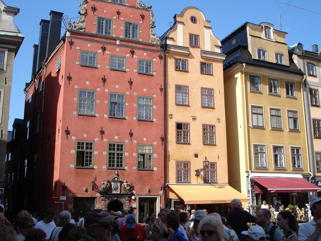 Стокгольм: cамое интересное в Старом городе, или куда не ходят туристы