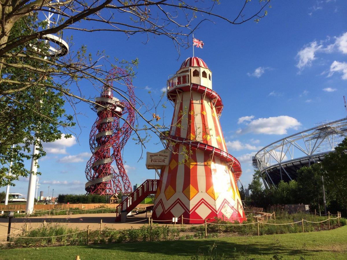 Олимпийский парк имени королевы Елизаветы ii